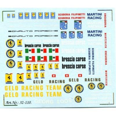 Classic Racing Teams