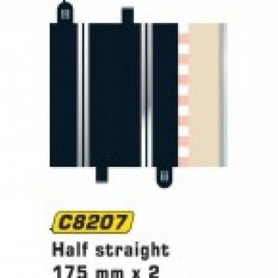 Half Straight 175 mm