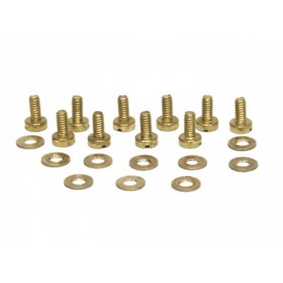 Replacement motor fixing screws