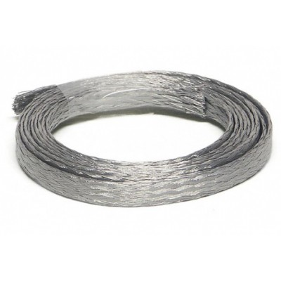 Slot.it 1 meter Tin Plated copper braid