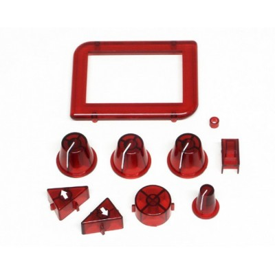 Slot.it Spare Red plastic parts