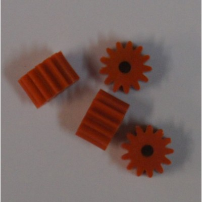 Soft plastic 13 tands anglewinder pinion.