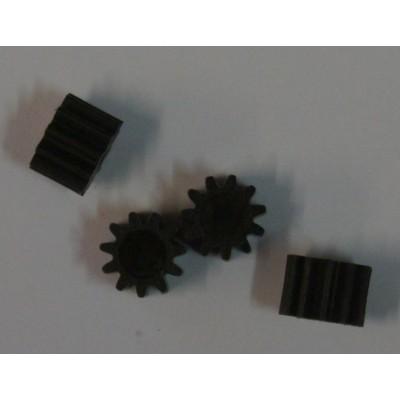 Soft plastic 11 tands sidewinder pinion