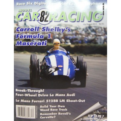 Model Car Racing magasin nr 82
