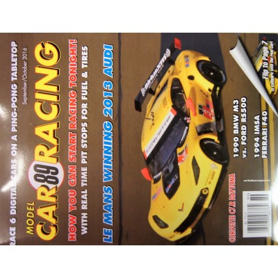 Model Car Racing Magasin nr 89