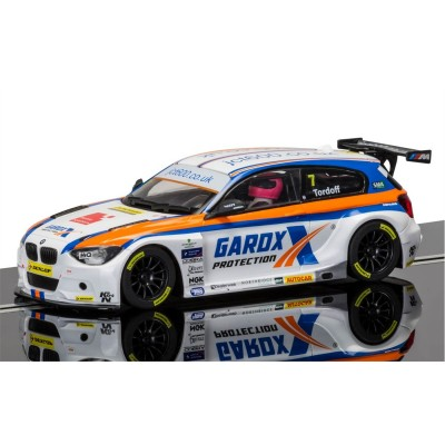 BTCC BMW 125 Series 1 - Sam Tordoff, Croft Circuit 2015