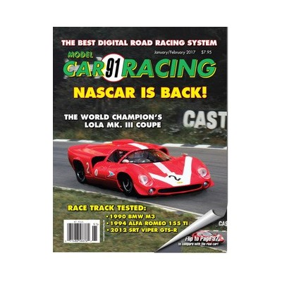 Model Car Racing magasin nr. 91