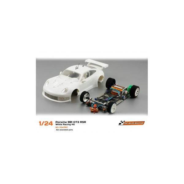 Porsche 991 GT3 RSR White kit