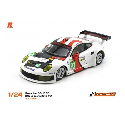 Porsche 991 RSR LM 2013