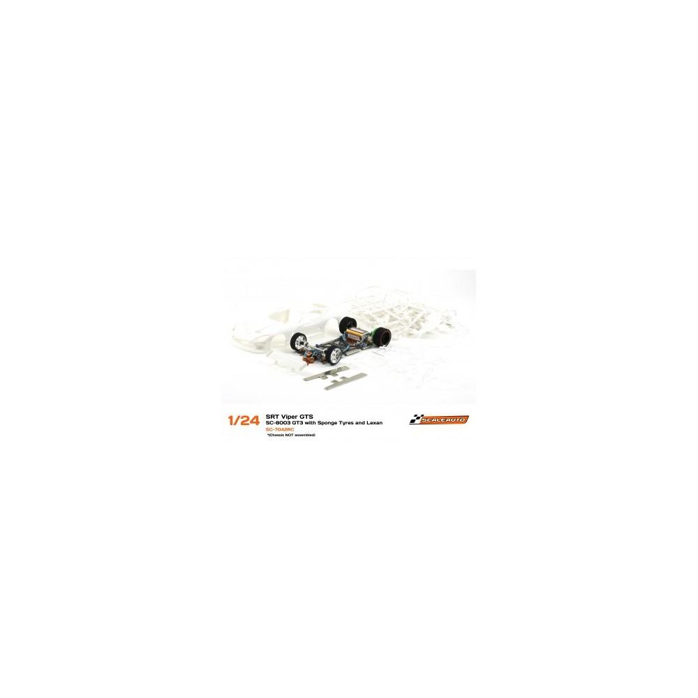 SRT Viper GTS White kit