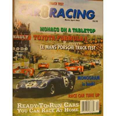 Model Car Racing magasin nr. 08