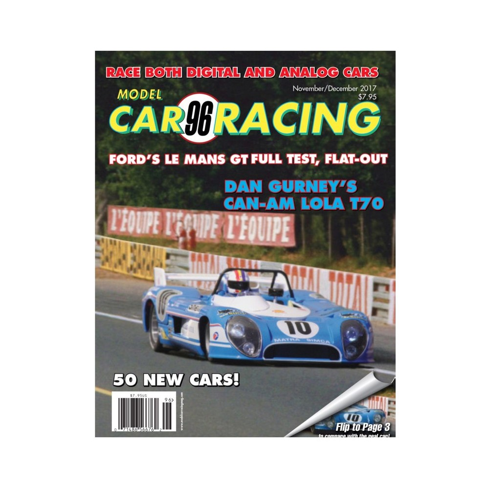 Model Car Racing magasin nr. 96