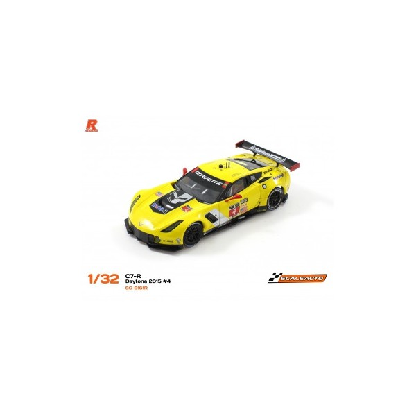 Corvette C7R Daytona 2015  car nr 4