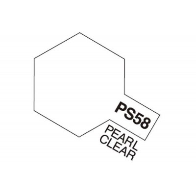PS-58 Pearl Clear