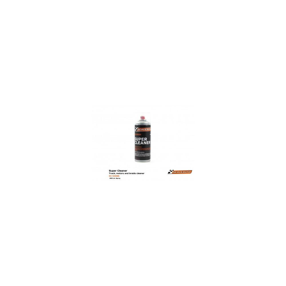 Spray Super cleaner til braids, motor, dæk