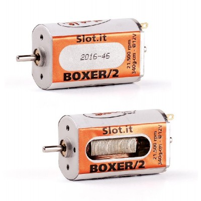 Slot.it Boxer motor 2-20K closed can