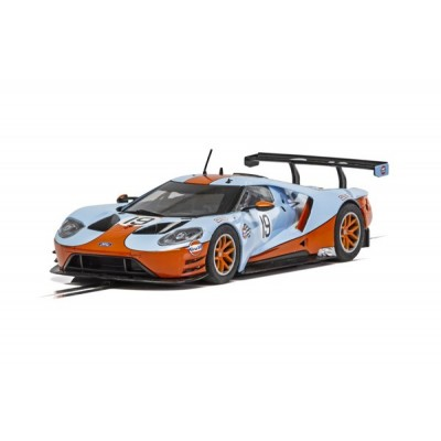 Ford GT GTE Gulf Edition.