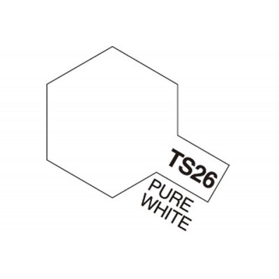 TS-26 Pure white.