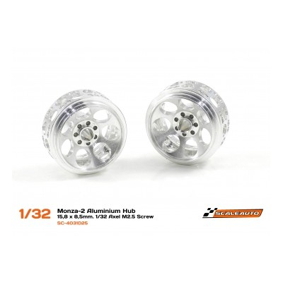 Fælge 15.8 x 8.5 mm  Monza-2.