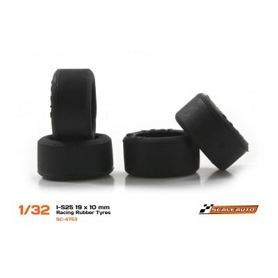 I-S25 Gummi dæk