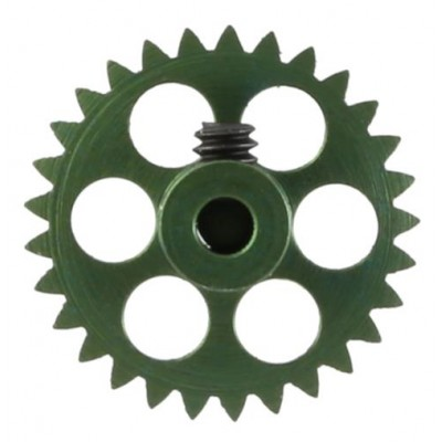 NSR 29 tands Anglerwinder gear