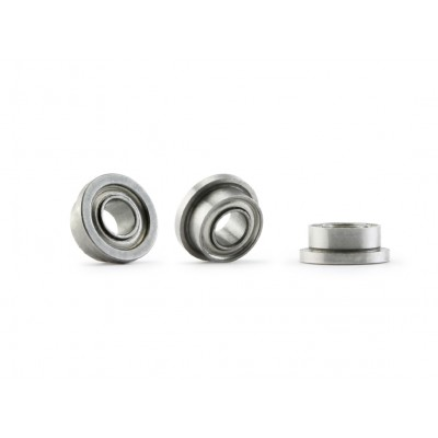 Flanged bearings for 4WD...