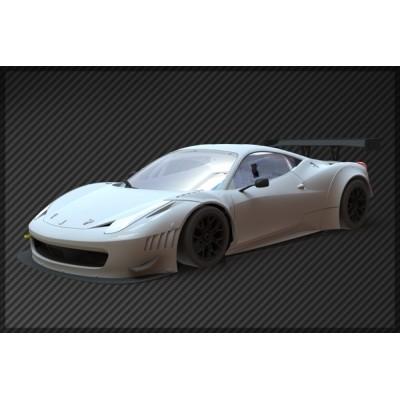 GT3 Italia white kit AW 2015