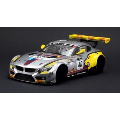 BMW Z4 GT3 Silverstone 2011