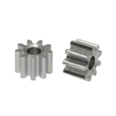 Scaleauto Alu 9 tands pinion