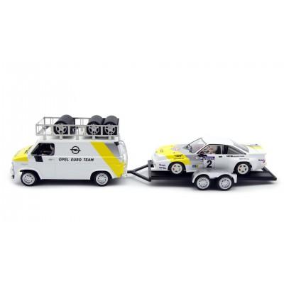 MG Opel Manta officiel...