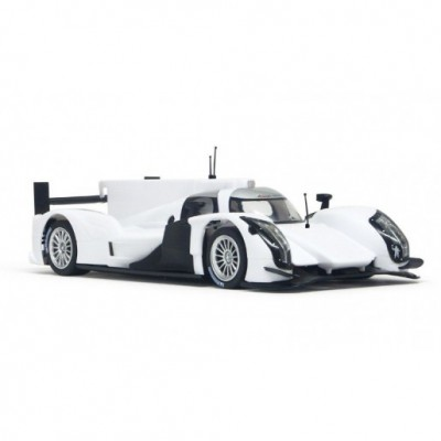 White Kit Audi R18 TDI.