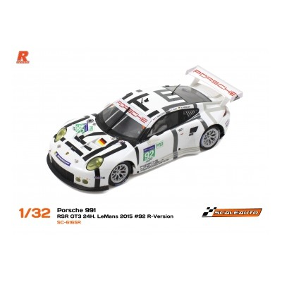 Porsche 991 RSR GT3 Le Mans...
