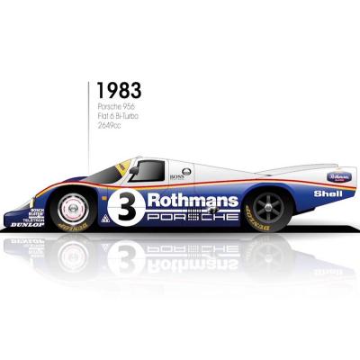 Porsche 956C LH - N.3 Le...