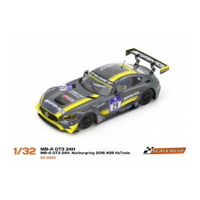 Mercedes AMG - GT3 24H...
