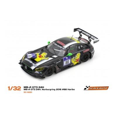 Mercedes AMG GT3 - 24H...