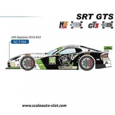 Viper SRT GTS - 24h Daytona...