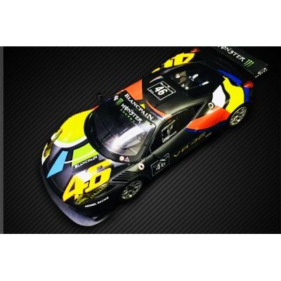 GT3 ITALIA BLACK - CAJA...