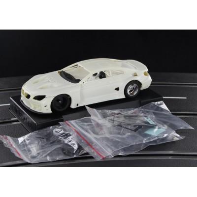 BMW M6 GT3 White kit.