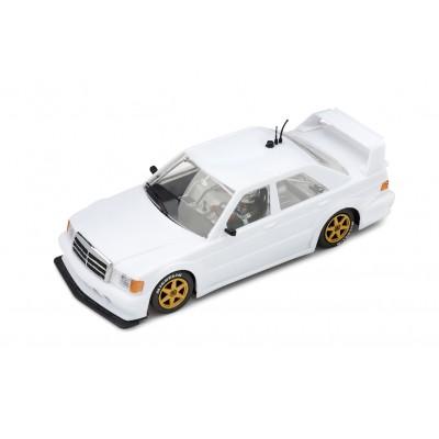 White kit, Mercedes 190E.