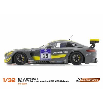 Mercedes AMG GT3...