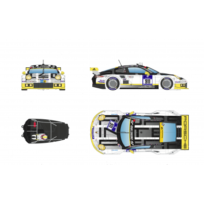 P911 GT3 Nurburgring 2016.