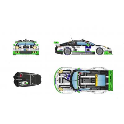P911 GT3 Nurburgring 2016 i...