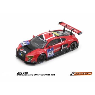Audi R8 LMS GT3 Nurburgring...