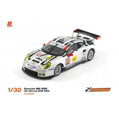 Porsche 991 RSR GT3 - 12H...