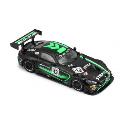 Mercedes AMG Strakka Racing...