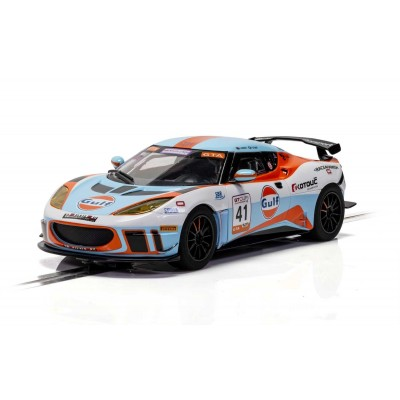 Lotus Evora - Gulf Edition.