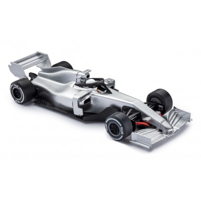 Formel 1 i sølv.