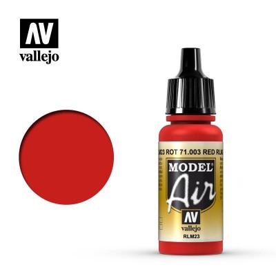 Model Air 71003 Scarlet Red