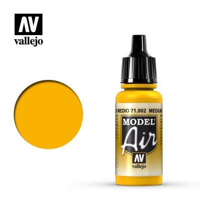 Model Air 71002 Yellow