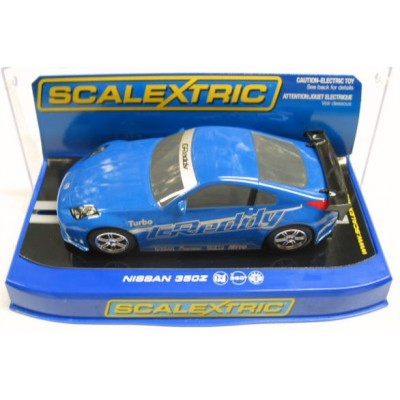 Brugt Scalextric Nissan 350Z.